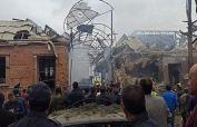 Four killed in Karabakh blast, Azerbaijan blames Armenia