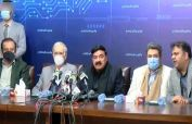 Maulana Fazlur Rehman should not make provocative statements: Rasheed
