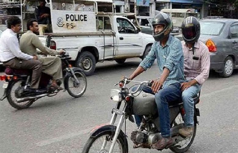 Pillion Riding Banned In Sindh Sighting Muharram Security