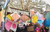 Two men arrested for allegedly supplying kites in Sialkot