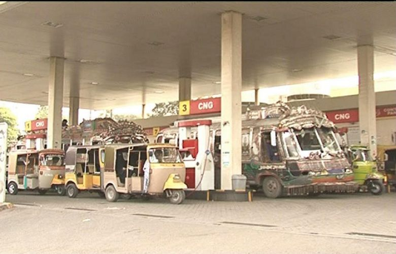 Compressed natural gas stations reopened across Sindh
