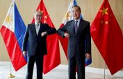 Philippines FM issues expletive-laced tweet over sea dispute with China
