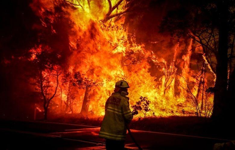 Australia Bush Fires Death Toll Rises To Twelve Such Tv