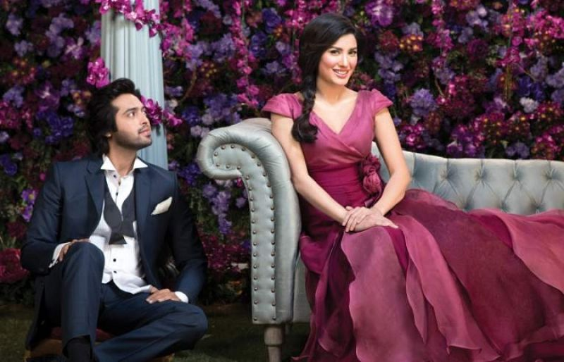 Mehwish Hayat and Fahad Mustafa will be seen together in a