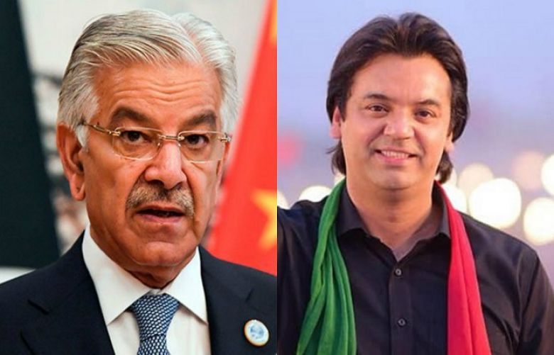 Usman Dar submits 'money laundering evidence' against Kh Asif to NAB