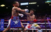 Manny Pacquiao became the oldest welterweight champion in history