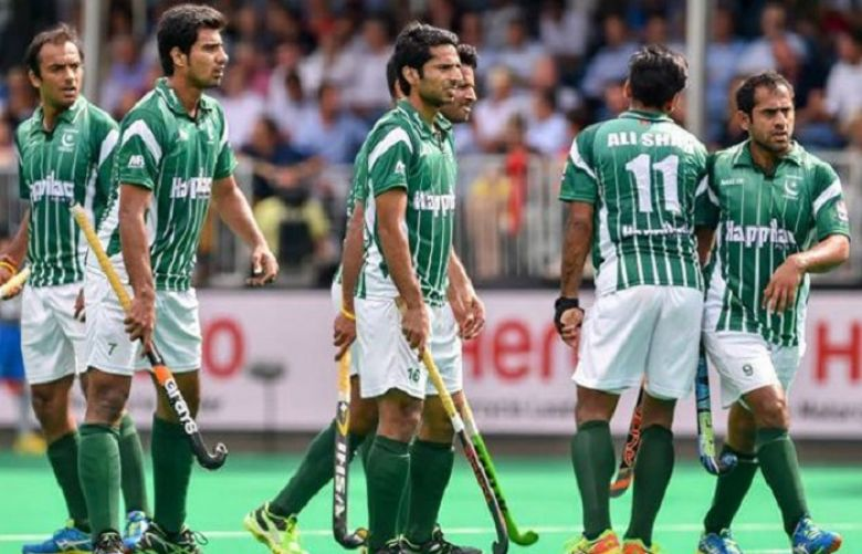 Pakistan Secure 4th Position in Four Nation Hockey Tournament