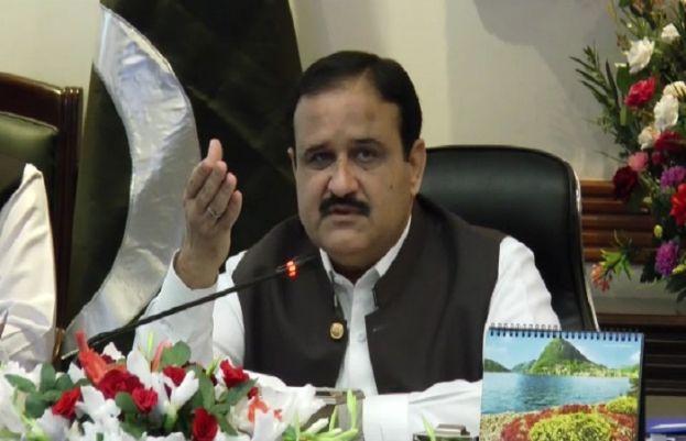 Chief Minister Punjab Usman Buzdar