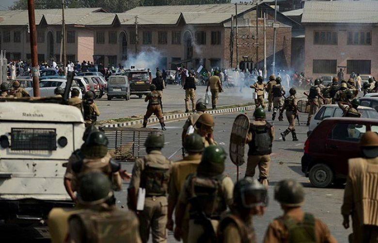 Indian forces brutally torture students