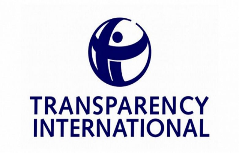 Transparency International's report