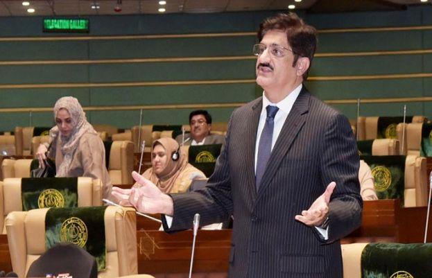 Chief Minister Sindh Murad Ali Shah