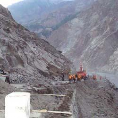 Two Chinese Engineers killed during blasting on KKH widening project