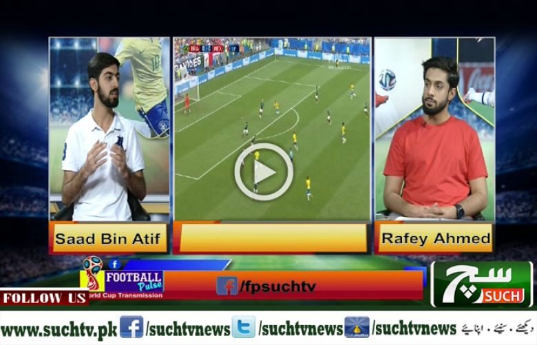 Football Pulse | World Cup Transmission | 03 July 2018 | Such TV
