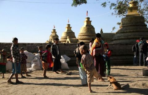 Nine police killed in attack in Myanmar's Rakhine