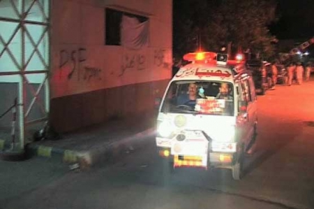 Karachi: Firing incidents claim two lives