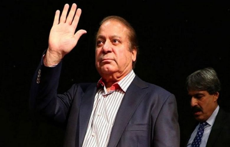 Nawaz Sharif leaves for Kot Lakhpat Jail