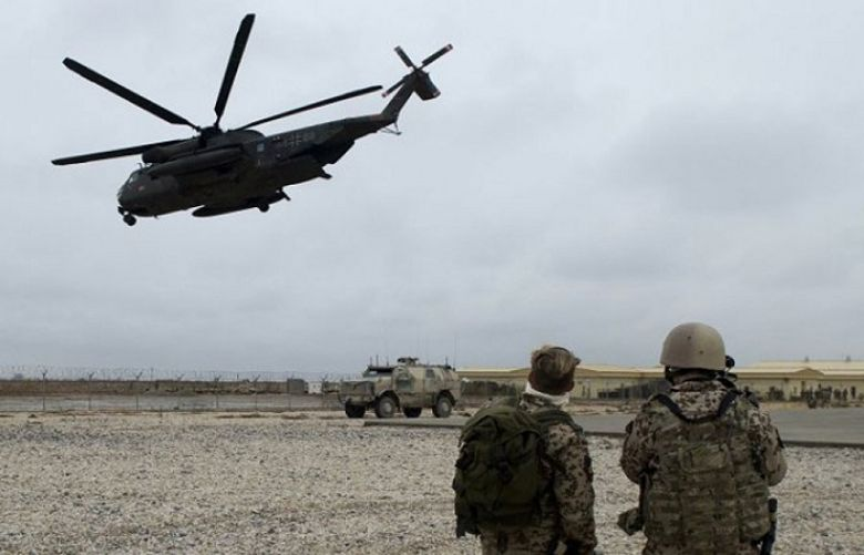 Helicopter crash in Afghanistan kills 12