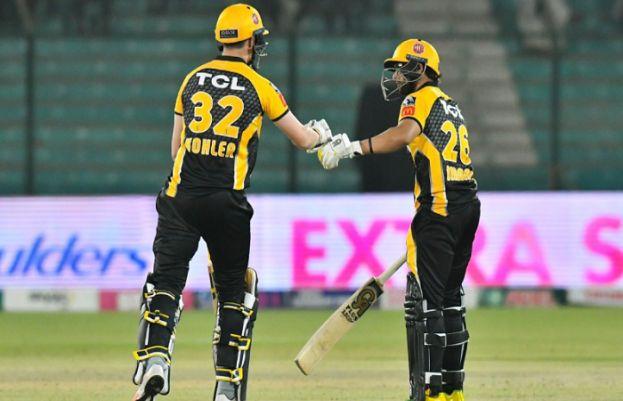 Peshawar Zalmi players