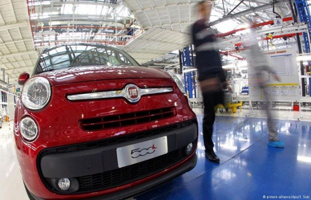 EU car sales slump as new test cycle kicks in