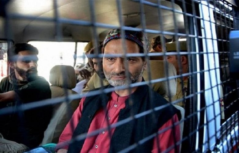 Indian police oarrests JKLF Chairman in occupied Kashmir