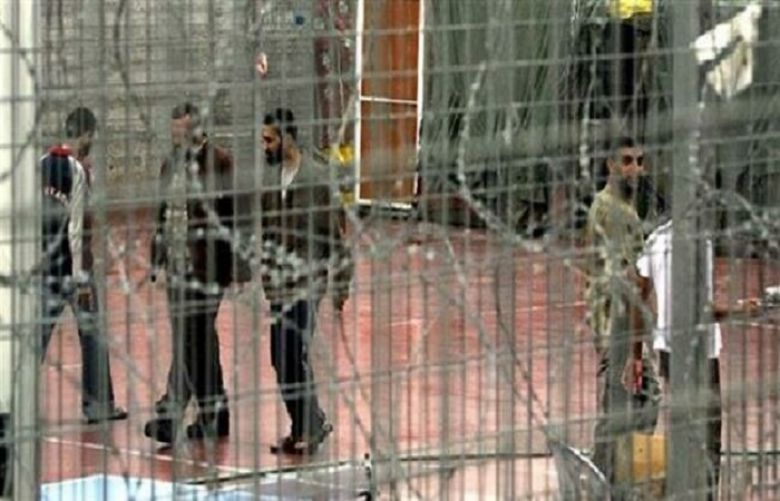 Health of Palestinian inmates on hunger strike deteriorating at Israeli jails