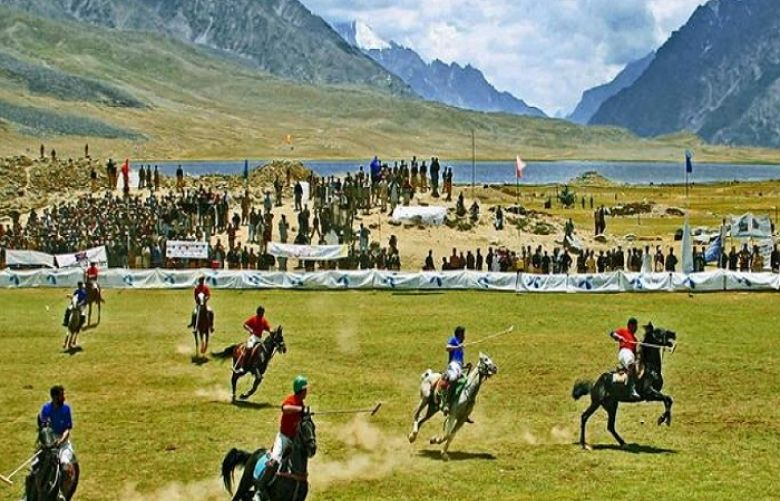 Jashn-e-Baharan Polo Tournament to begin in  Gilgit Baltistan on Saturday
