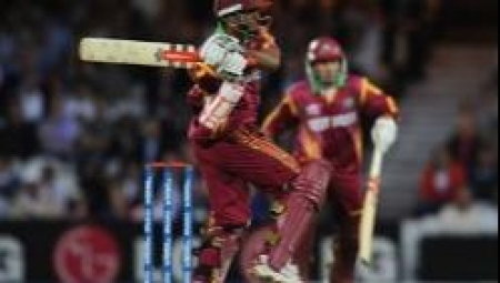 West Indies beat England by 15 runs