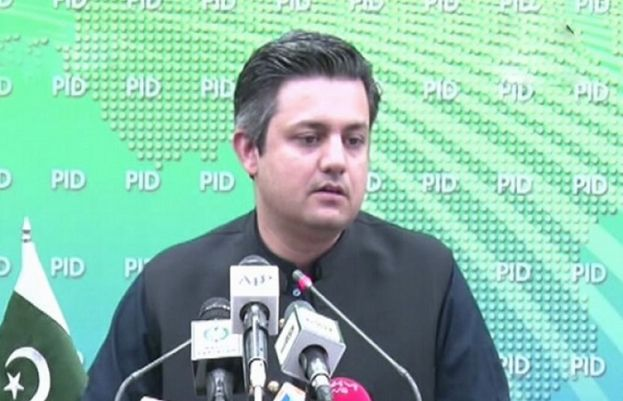 Federal Minister of Industries and Production Hammad Azhar