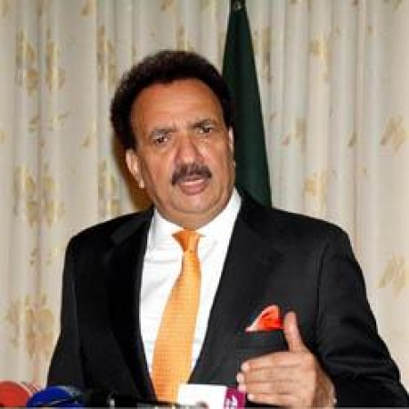 Balochistan issue can only be resolved through political means: Malik