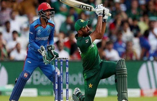 Pak-Afghan Cricket match