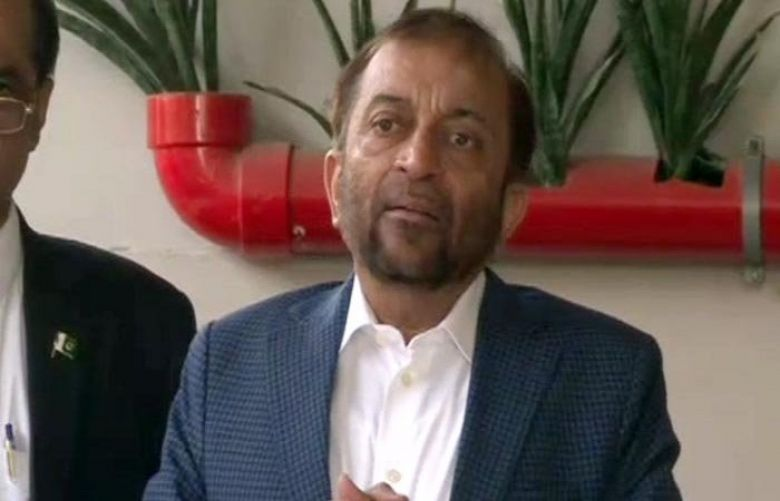 Muttahida Qaumi Movement-Pakistan (MQM-P) leader Farooq Sattar