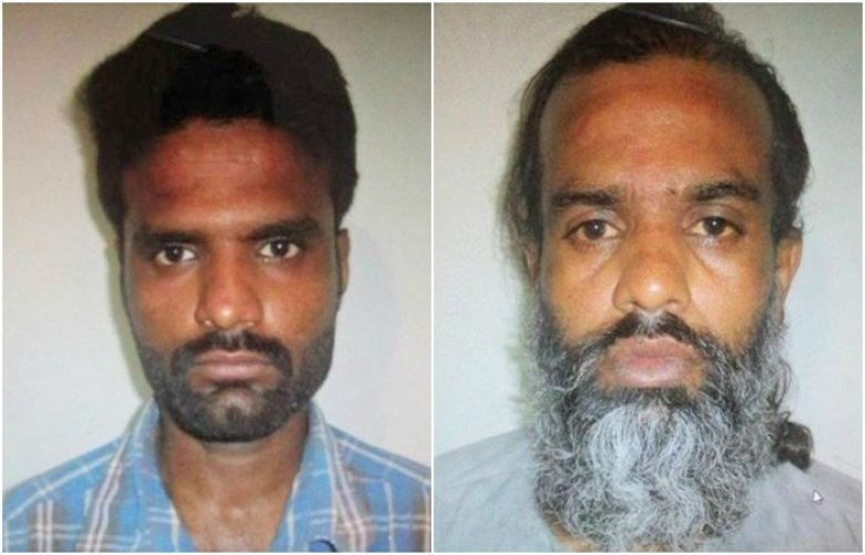 Two operatives of MQM-London's South Africa network arrested in Karachi: Rangers