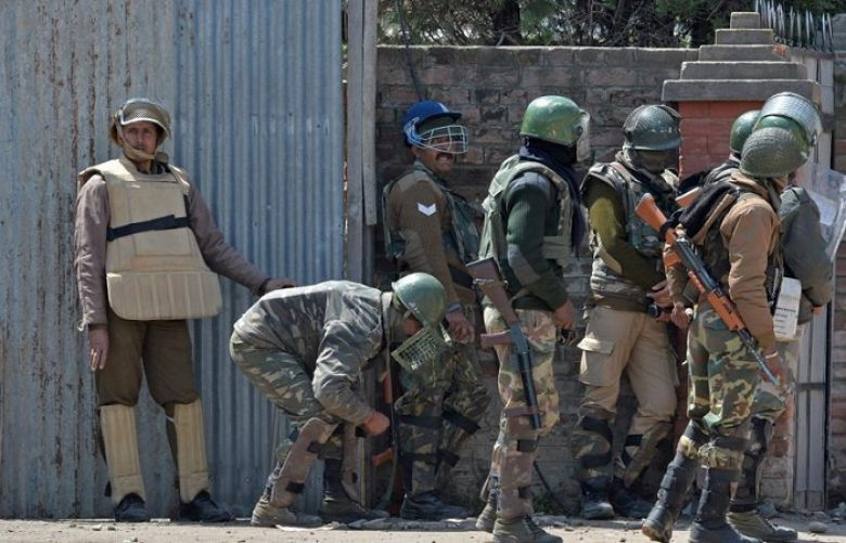 Massive military operation launched in Shopian