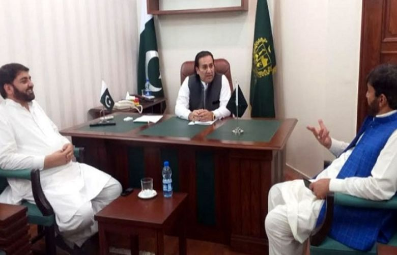GB Governor, Opposition leader discuss development of Gilgit-Baltistan