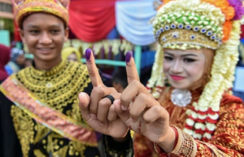 Millions of Indonesians going to the polls