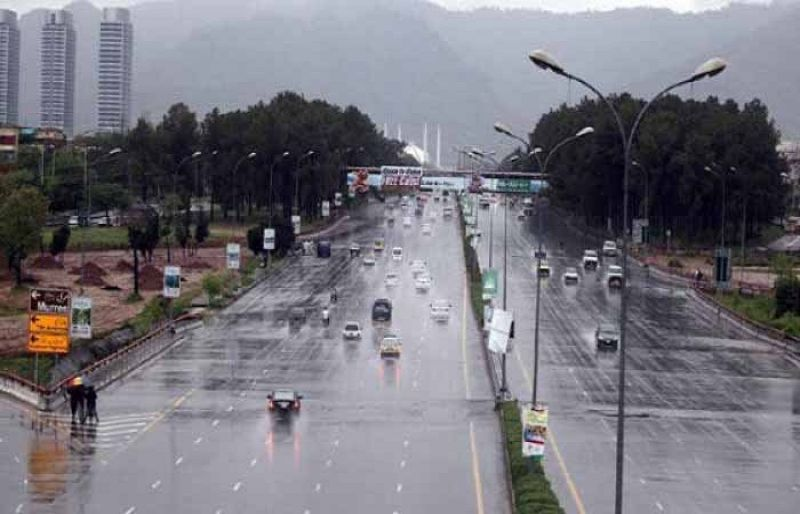 Weather remains pleasant in most parts of Pakistan on second day of