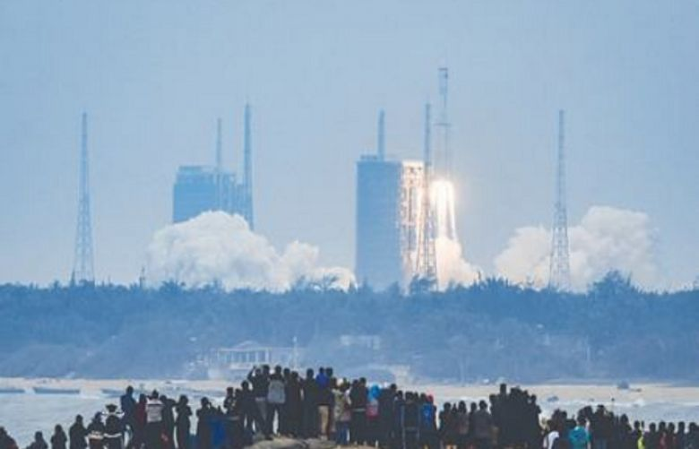 China launches first phase of plan to make reusable rockets