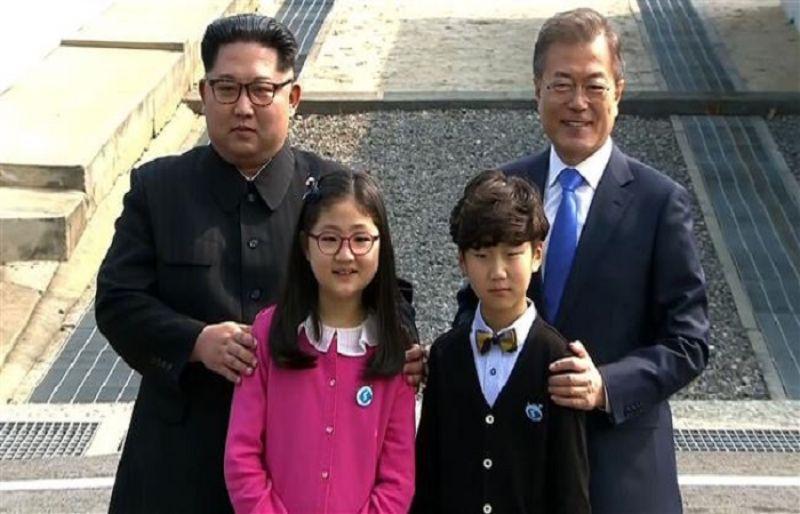 Meet korean people