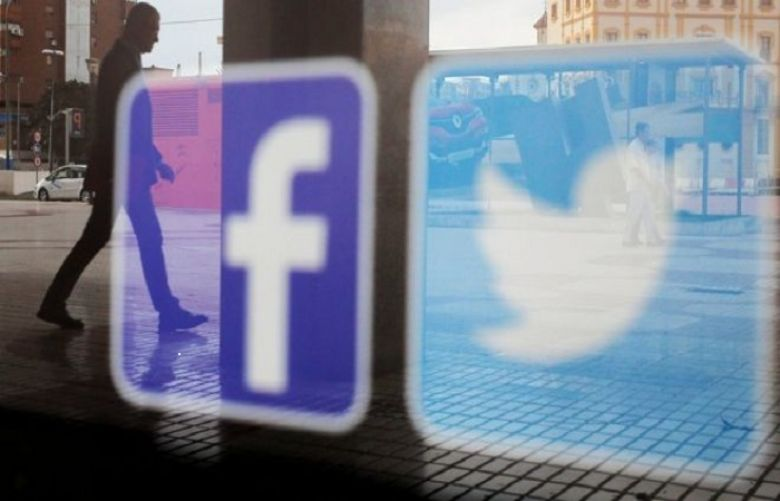 Facebook and Twitter remove accounts linked to Russia and Iran campaigns