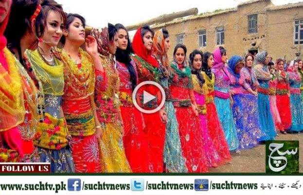 World Largest Nauroz Festivel Celebration In Iran
