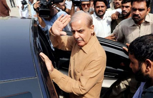 Leader of the Opposition in the National Assembly Shahbaz Sharif