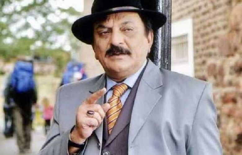 Veteran  television actor  Abid Ali Passes away