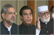 PDM leaders question PM Imran Khan's silence over Capt Safdar episode