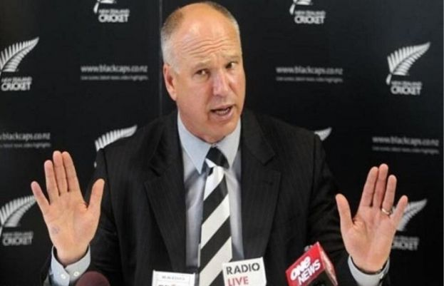 New Zealand Cricket Chief Executive David White