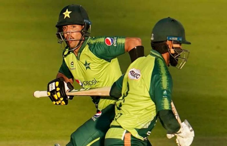 Veteran all-rounder Mohammad Hafeez and teenage debutant Haider Ali