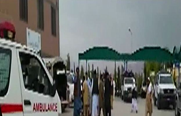 5 dead, deputy chairman senate injured in Mastung blast