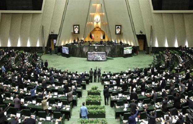 Iranian parliamentary session in Tehran