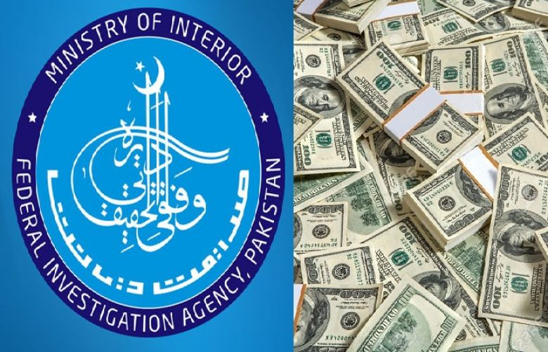 Federal Investigation Agency decided to launch a crackdown against dollar hoarders involved in Hawala Hundi business