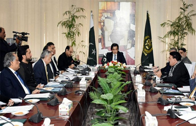 Cabinet Committee reviews progress on CPEC projects