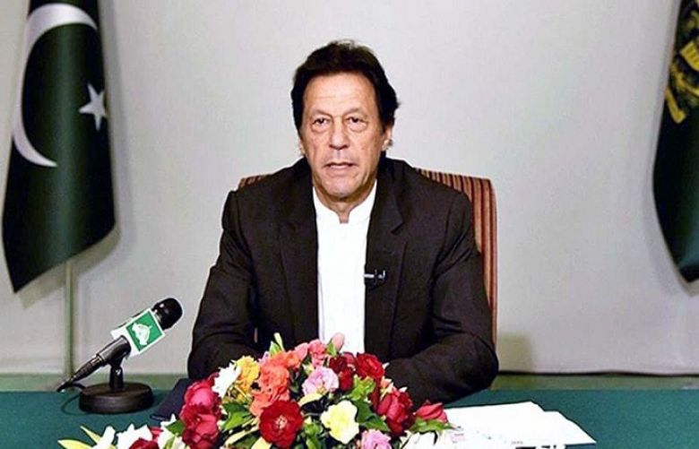 PM Khan appeals Nation to  come out on Friday for Showing Solidarity With  Kashmiries